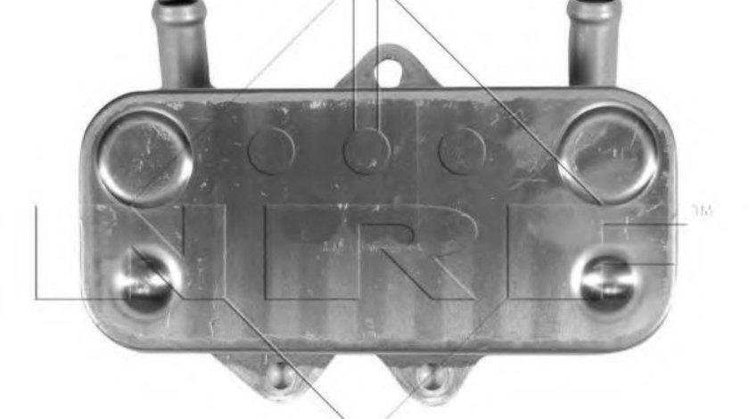 Radiator ulei, ulei motor OPEL VECTRA B (36) (1995 - 2002) NRF 31233 piesa NOUA