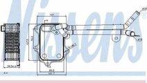 Radiator ulei ulei motor SKODA RAPID NH3 Producato...
