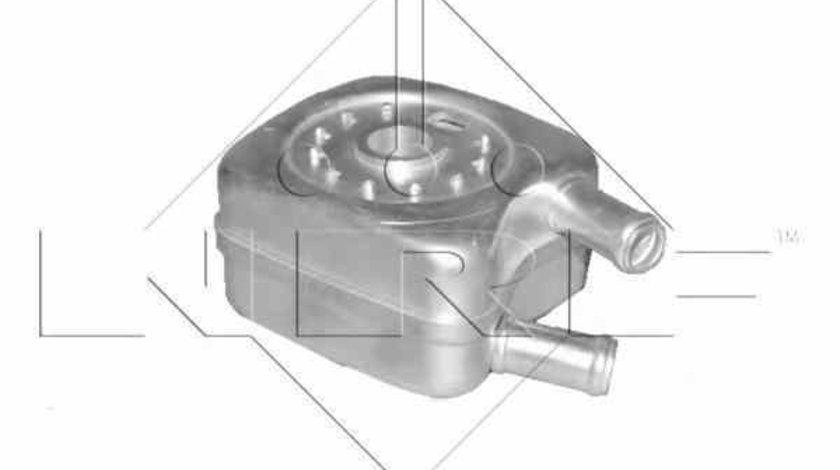 Radiator ulei ulei motor VW GOLF PLUS 5M1 521 NRF 31306
