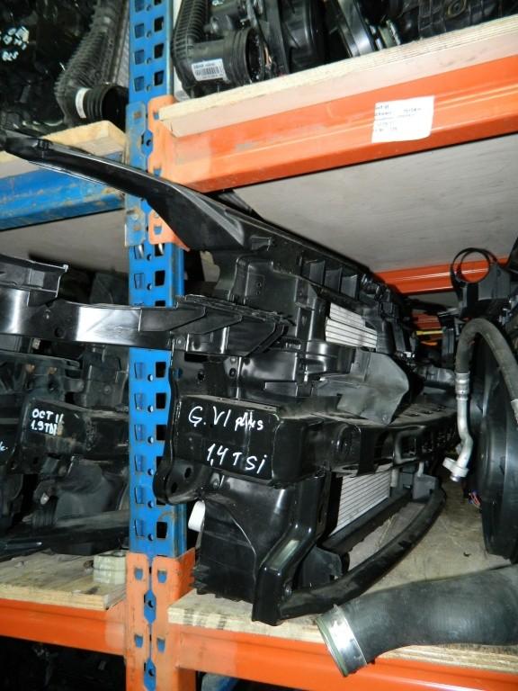 Radiator Vw Golf Plus model 2010
