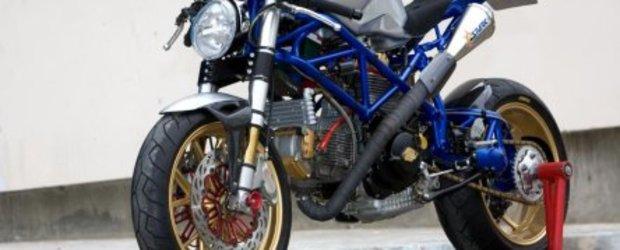 Radical Ducati RAD02 Imola - Un cafe racer pregatit de strada