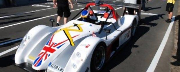 Radical SR8 - batalia pentru recordul de la Nurburgring continua