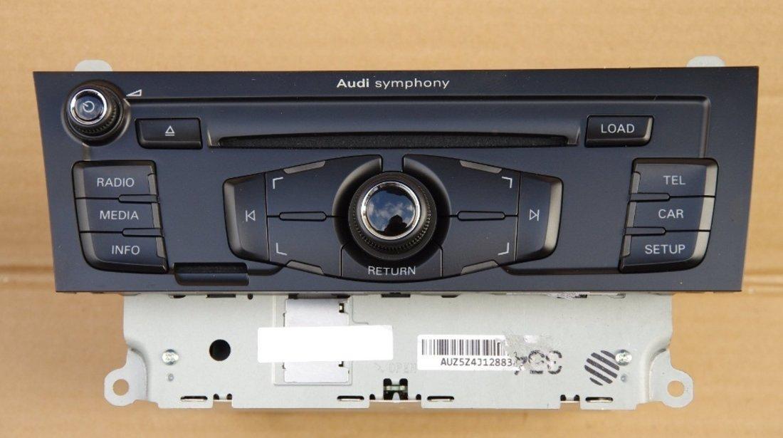 Radio Audi Symphony AUDI A4 B8 A5 8T 8T1035195AA