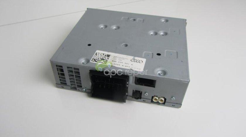Radio Box MMi 3G Original cod 4G0 035 061 A Audi A6, A7, A8