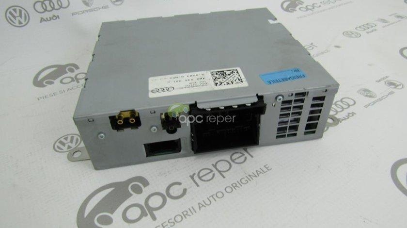 Radio Box MMi 3G+ Unitate Radio Box - Audi A8 4H cod 4H0035061C - 4H0035061G