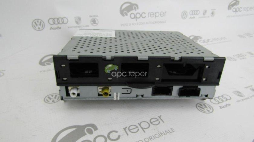 Radio Box - Unitate radio - MMi 2G - Audi A6 4F cod 4F0035541H sw 4E0910541M