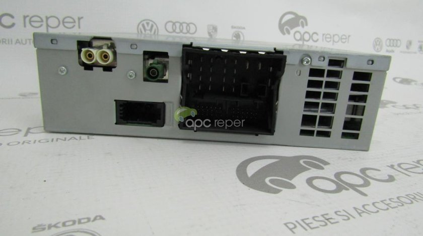 Radio Box - Unitate radio MMI 3G + DAB cod 4F0035061 - 4F0035061BX