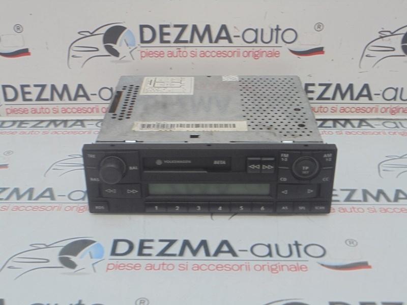 Radio casetofon 1J0035152E, Vw Golf 4 (1J1) (id:277408)