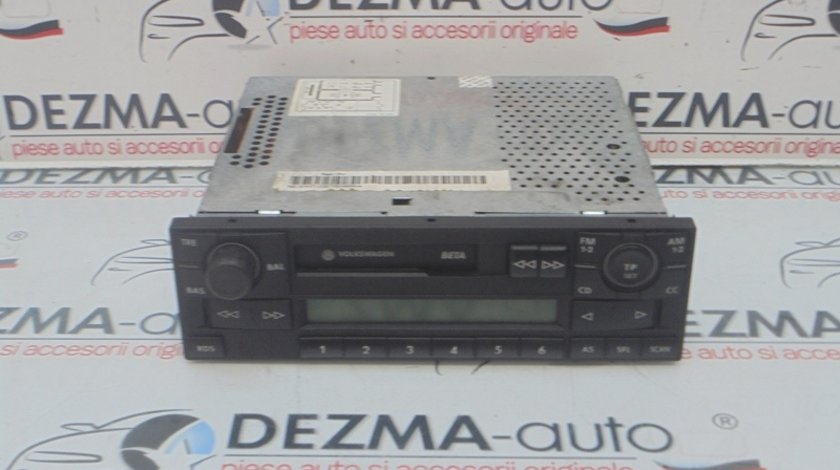 Radio casetofon 1J0035152E, Vw Golf 4 (1J1) (id:277408)