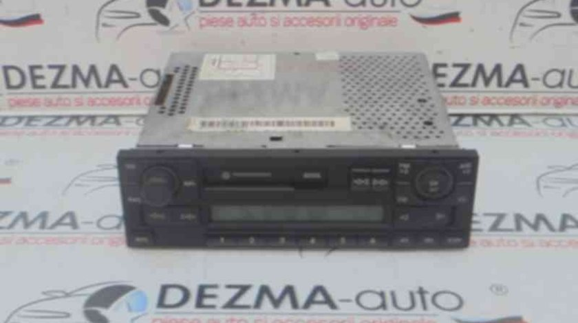 Radio casetofon 1J0035152E, Vw Golf 4 Cabriolet (1E7)