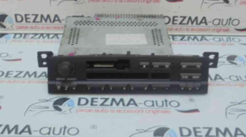 Radio casetofon 6512-6900402, Bmw 3 cabriolet (E46)