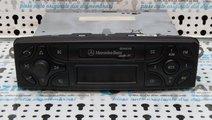 Radio casetofon, A2038201686, Mercedes Clasa C T-M...