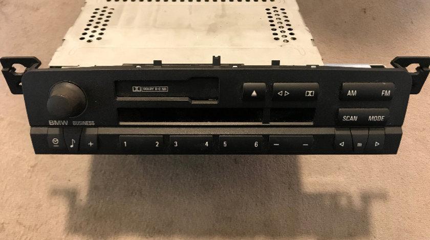 Radio casetofon bmw seria 3 e46 1998 - 2004 cod: 65.12 6900402