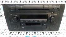 Radio casetofon cu cd, Audi A6 (4B, C5) 1997-2005 ...