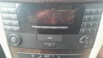 Radio casetofon Mercedes E220 CDI W211