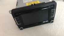 Radio Casetofon Original VW RCD510 RCD 510 Color T...