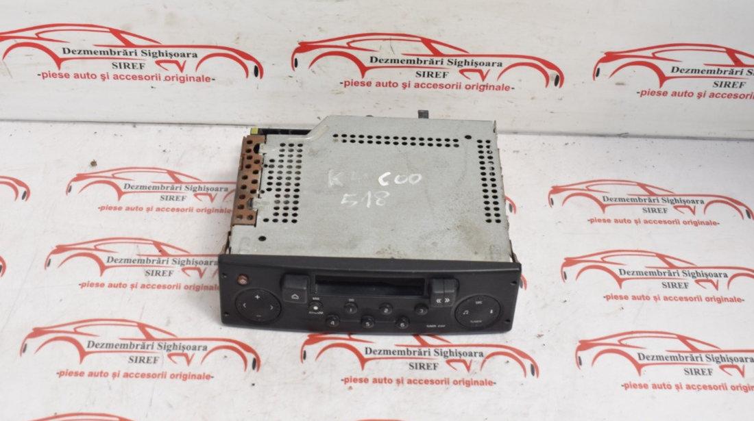 Radio casetofon Renault Kangoo 2004 518