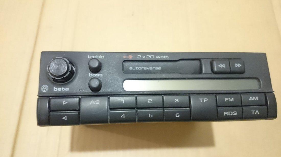 Radio Casetofon VW Passat B5 Passat B5.5 Beta IV 4 cod 3B0035152