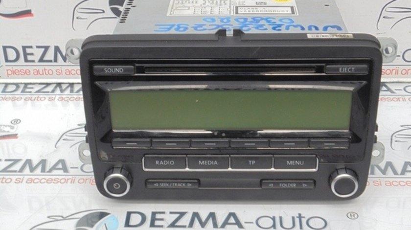 Radio cd 1K0035186AA, Jetta 3 (1K2) (id:259820)