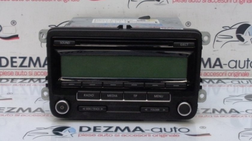 Radio cd, 1K0035186AA, Vw Eos (1F7, 1F8) (id:233804)
