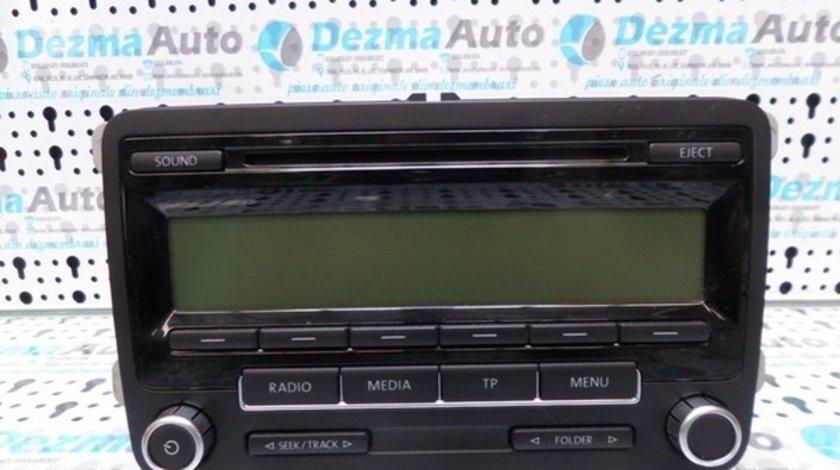 Radio cd 1K0035186AA, Vw Golf 5 Variant (1K5) 2007-2009 (id:169549)