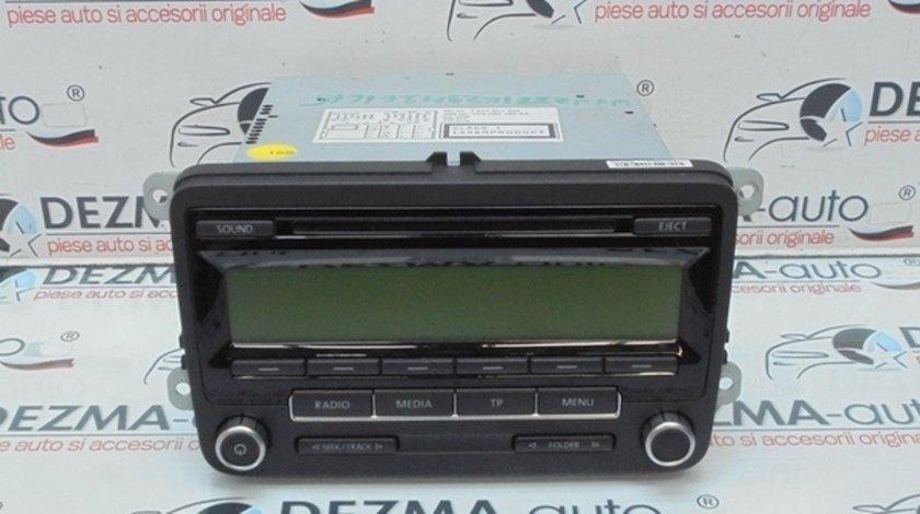 Radio cd 1K0035186AA, Vw Golf 5 Variant (1K5) (id:236531)
