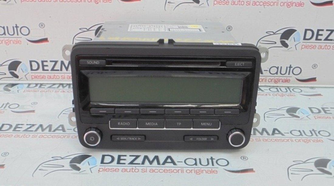 Radio cd 1K0035186AA, Vw Golf 6 Variant (AJ5) (id:269941)