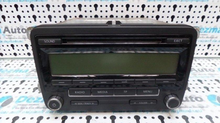 Radio cd 1K0035186AA, Vw Golf6 (5K1) 2008-2012 (id.166519)