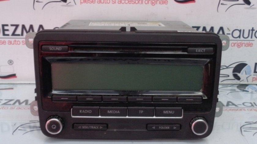 Radio cd 1K0035186AA Vw Golf6 Variant (AJ5) (id:223528)