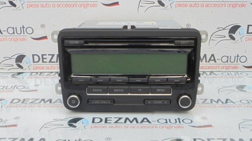 Radio cd, 1K0035186AA, Vw Golf6 Variant (AJ5) (id:245632)
