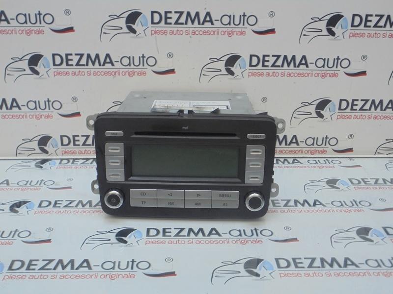Radio cd, 1K0035186AD, Vw Golf 5 Variant (1K5) (id:279492)