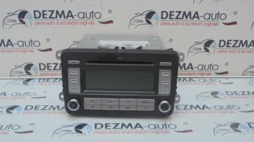 Radio cd, 1K0035186AD, Vw Golf 5 Variant