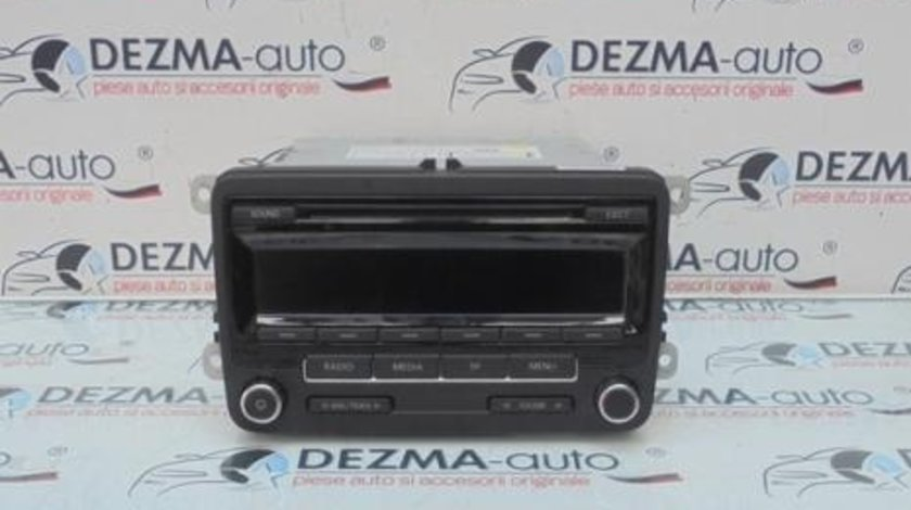 Radio cd, 1K0035186AN, Vw Touran