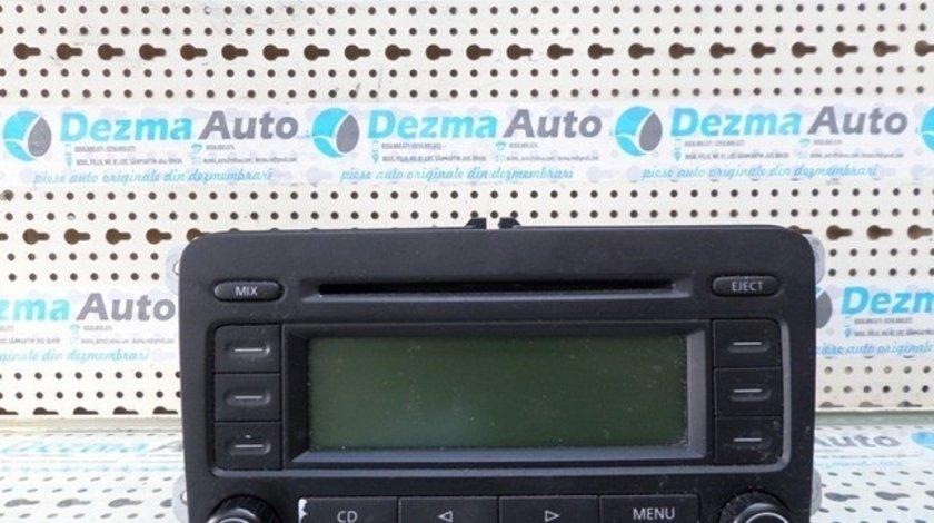 Radio cd 1K0035186L, Vw Touran (1T1, 1T2) 2003-2010