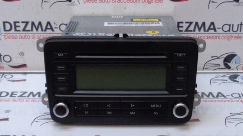 Radio cd, 1K0035186P, Vw Golf 5 (1K1) (id:232588)