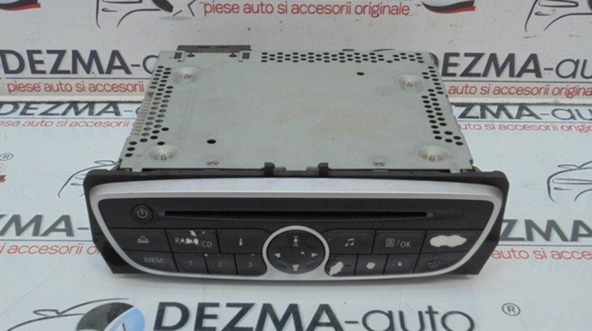 Radio cd, 281150030R, Renault Megane 3 hatchback (id:248646)