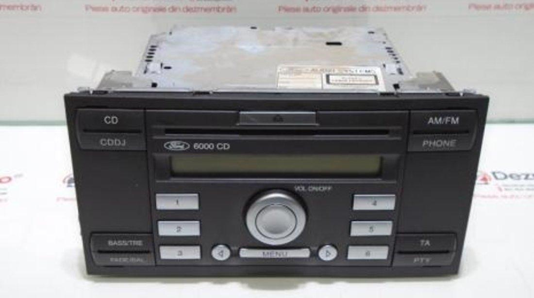 Radio cd 4M5T-18C815-AC, Ford Focus 2