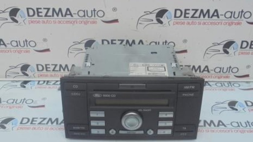 Radio cd, 4M5T-18C815-AD, Ford Focus C-Max