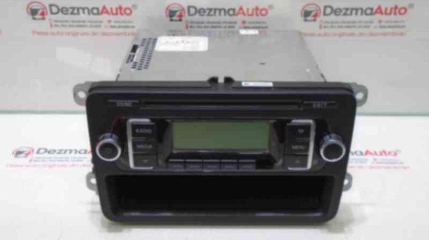 Radio cd 5K0035156, Vw Golf 6 Variant (AJ5) (id:304289)