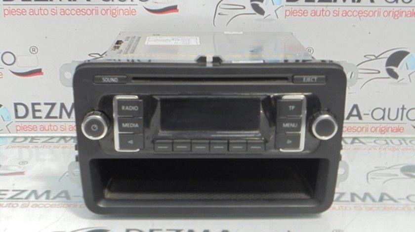 Radio cd 5K0035156A, Vw Golf 6 (5K1) (id:268088)