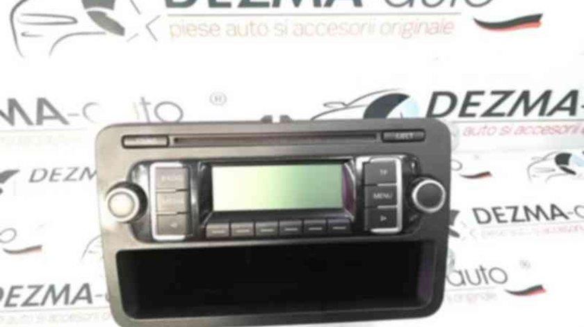 Radio cd 5M0035156B, Vw Golf 6 Plus (id:329500)