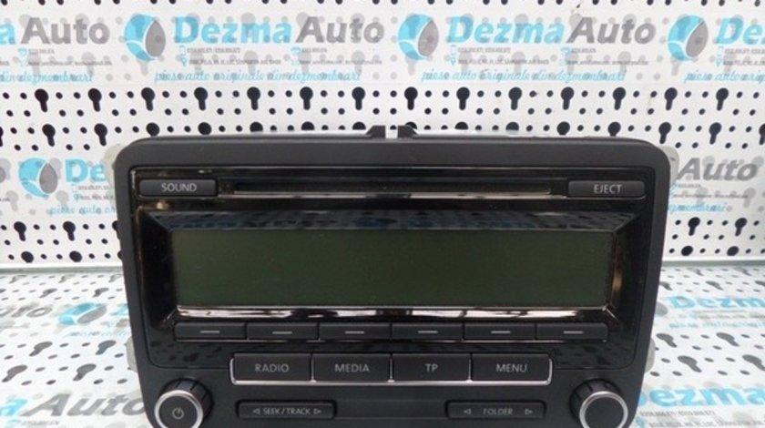 Radio cd 5M0035186AA, Volkswagen Golf6 (id:173341)