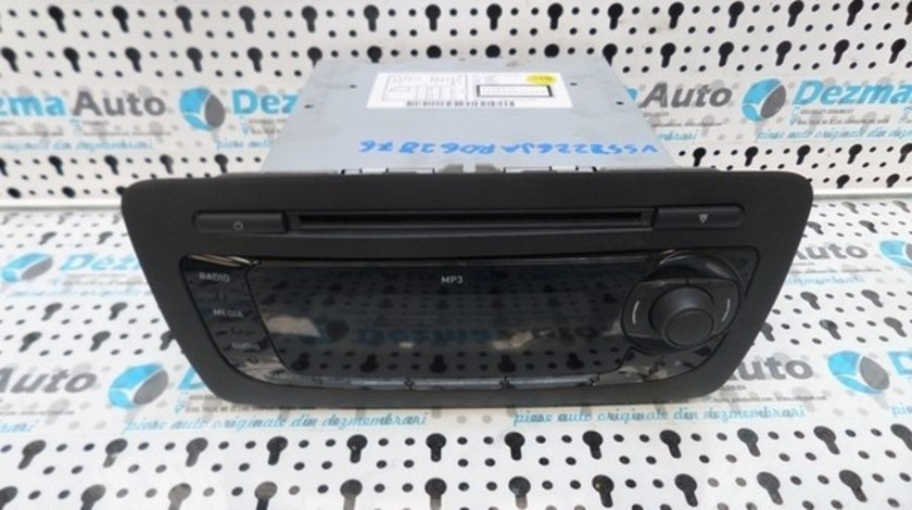 Radio cd, 6J0035153B, Seat Ibiza 5 (6J5), 2008-in prezent, (id.163261)