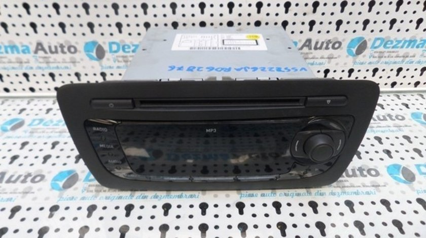 Radio cd 6J0035153B, Seat Ibiza 5 ST (6J) 2010-in prezent