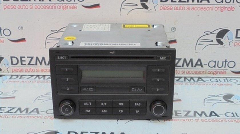 Radio cd, 6Q0035152C, Vw Polo (9N_) (id:251506)