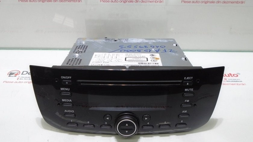 Radio cd, 7355261540, Fiat Punto Evo (id:292634)
