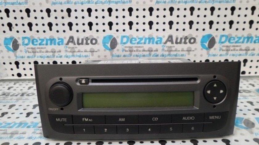 Radio cd 7646328316, Fiat Grande Punto 199, 2005-in prezent (id.166677)