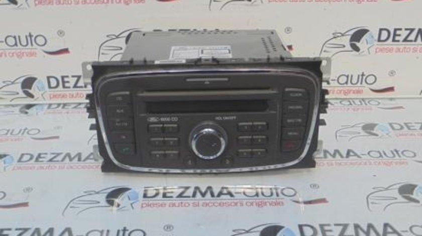 Radio cd, 7M5T-18C815-BC, Ford Transit Connect