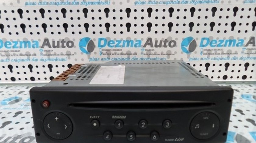 Radio cd 8200247962A, Renault Laguna 2 (BG0/1) 2001-In prezent