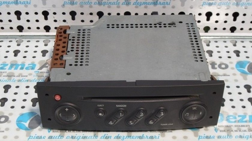 Radio cd, 8200256141, Renault Megane 2 Cabriolet, (id:180704)